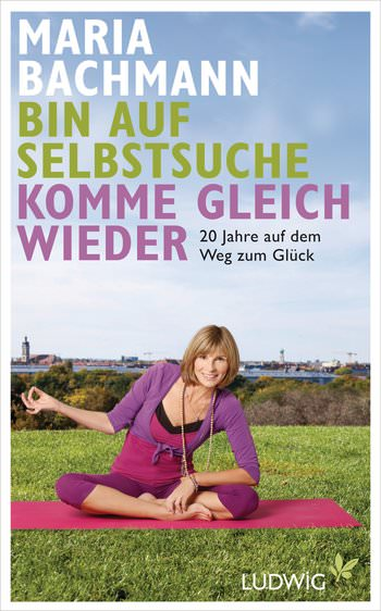 Neues Buch: BIN AUF SELBSTSUCHE. KOMME GLEICH WIEDER