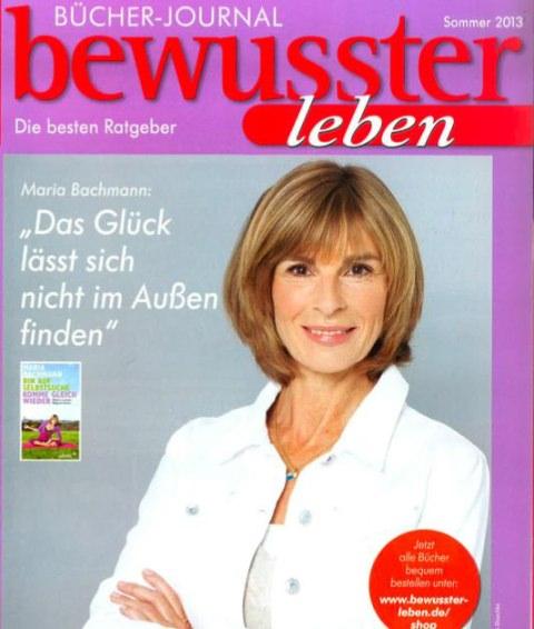 "Magazin ""Bewusster Leben"" 7/2013"