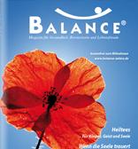 """mein Artikel in der Zeitschrift """"Balance"""" 5/2013"""