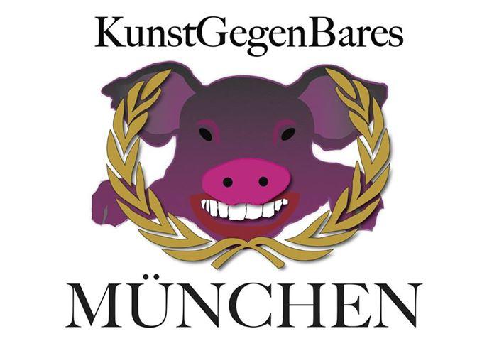"""Januar 2014 """"Kunst gegen Bares"""" Filmcasino München"""