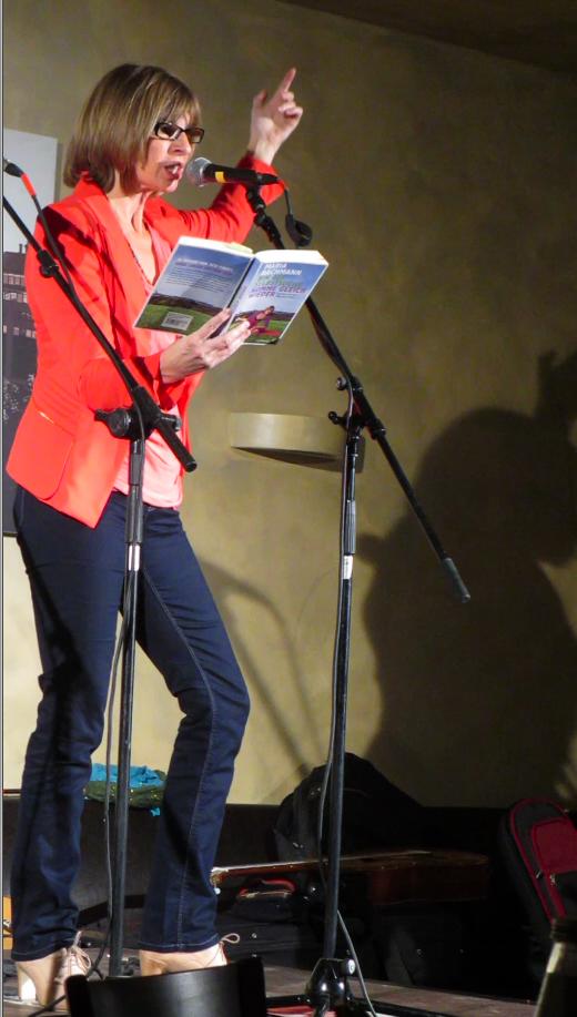5.11.2013 Lesung und Kabarett im Parkcafé München