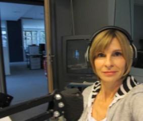 "Podcast ""Fragen an den Autor"" SR 2 Kulturradio, 17.11.2013"