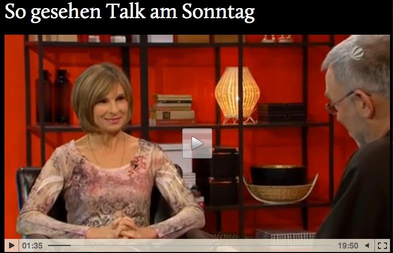 """Video """"So gesehen – der Talk"""" 29.12.2013, SAT 1"""