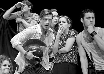 NEU! Schauspiel-Kurs ab 8.1.2015 in München