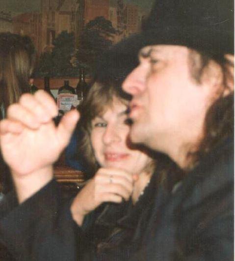 Maria Bachmann und Udo Lindenberg 19XX (c) privat